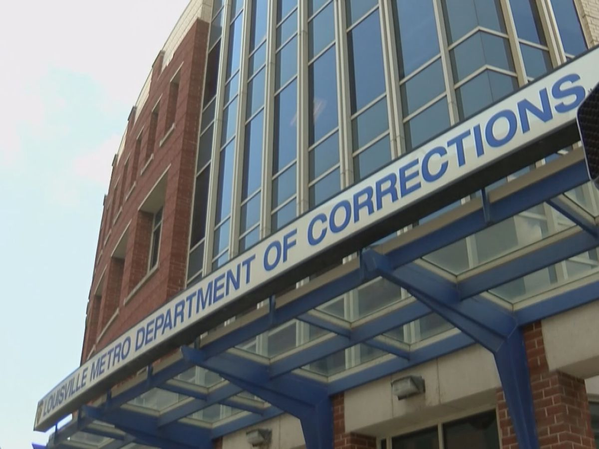 Metro Corrections inmate dies in hospital 2 days after booking, officials say