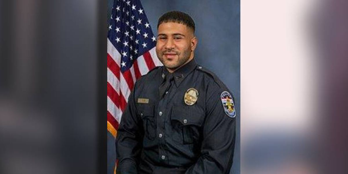 25-year-old LMPD officer dies 3 weeks after promotion