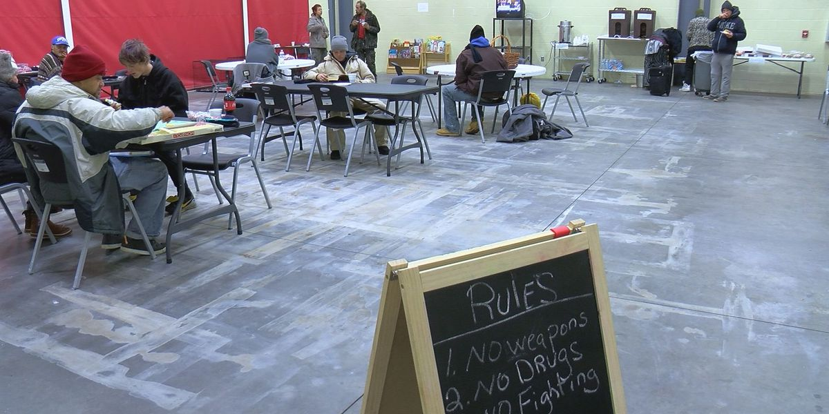 Low barrier shelter offers refuge, second chance for many homeless this holiday