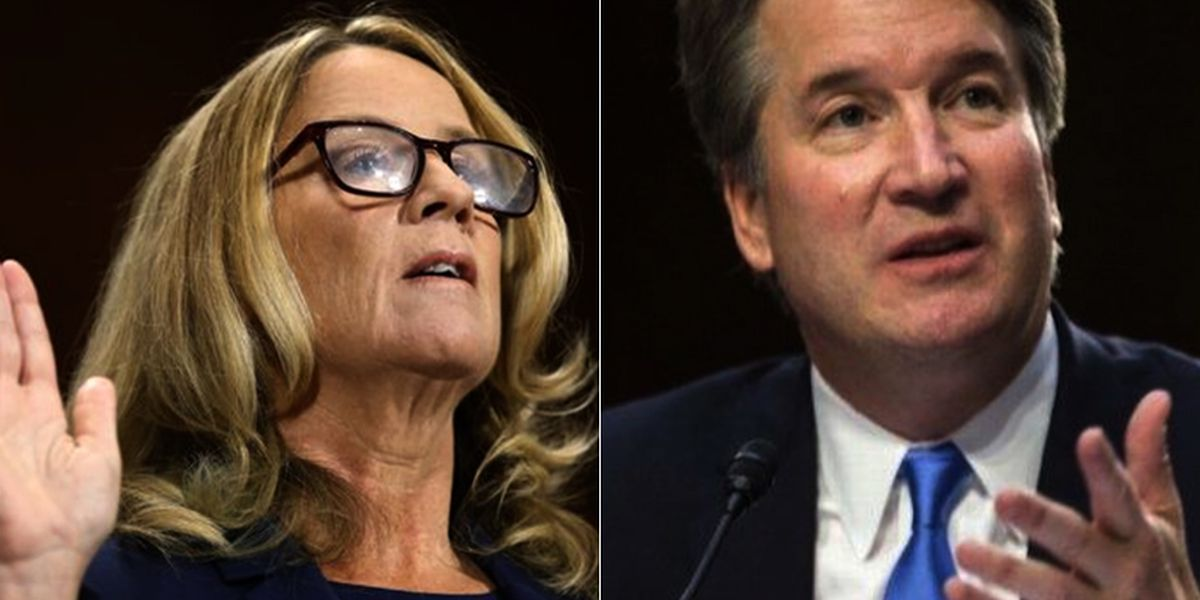 KY, IN politicians split along party lines in reaction to Kavanaugh, Ford testimony