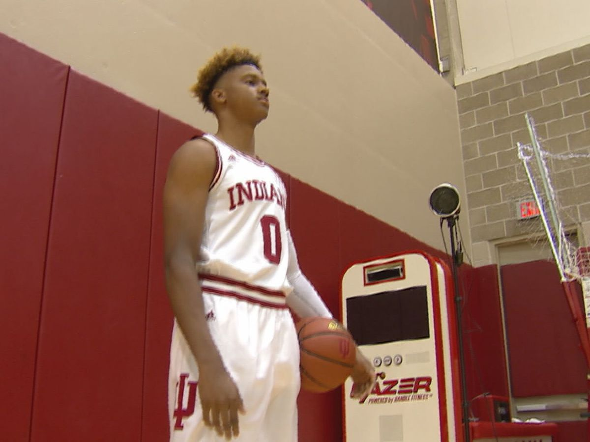 Romeo Langford named Big Ten Freshman of the Week