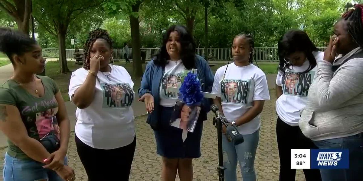 'My friend's not a drug dealer': Breonna Taylor's friends, family say