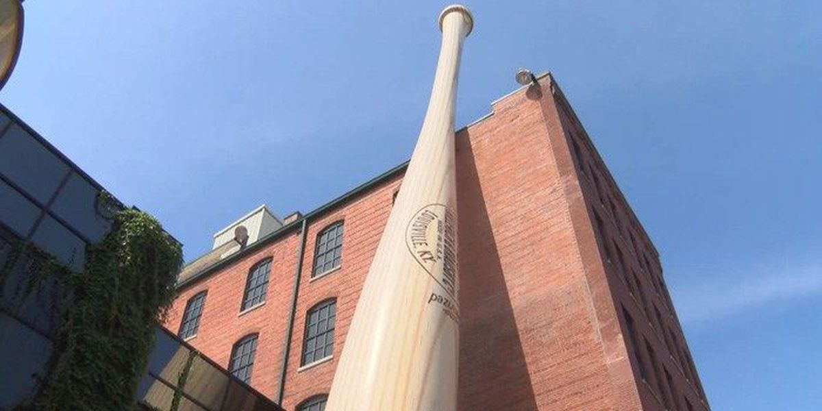 Louisville Slugger Museum celebrates 20 years