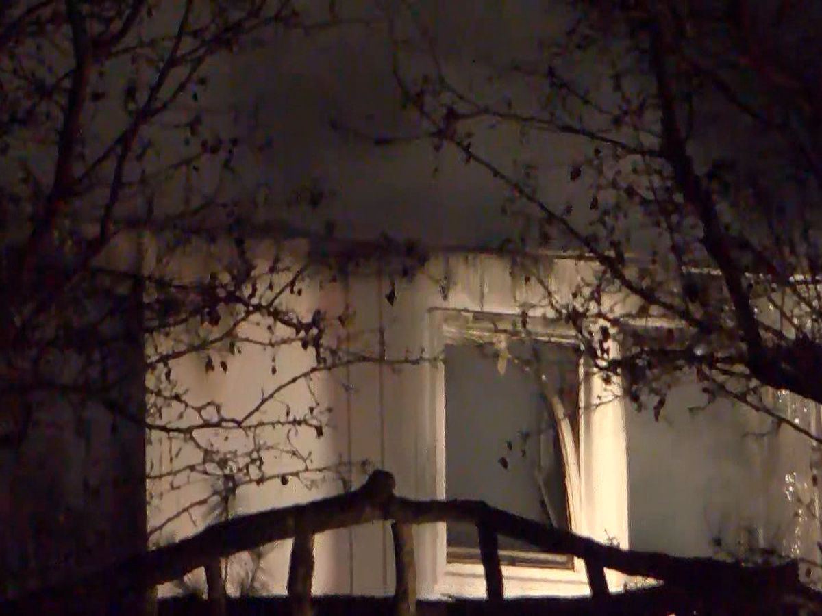 Fire devastates barn at Camp Hi-Ho in Simpsonville, crew to 'rebuild and repair'