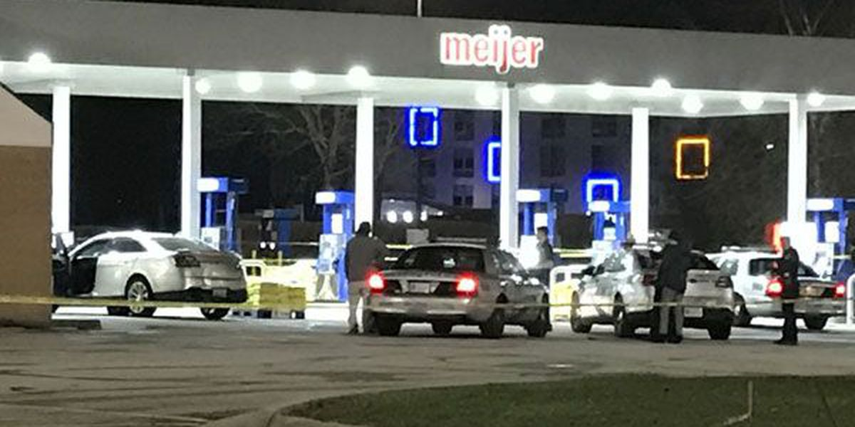 Victim drove from shooting scene to Meijer gas station in Springhurst