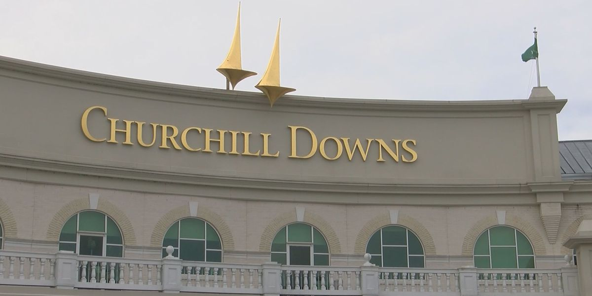 Wagering impressive at Churchill Downs as racing resumes
