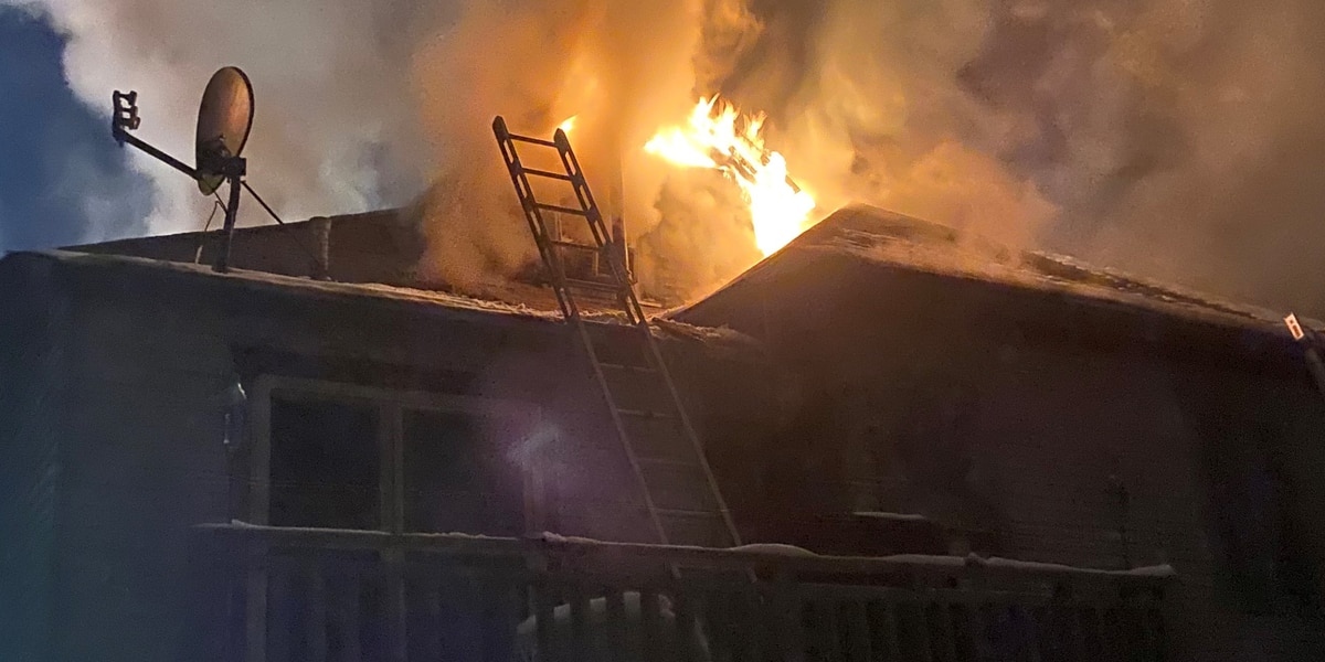 Fire badly damages home in Clifton neighborhood