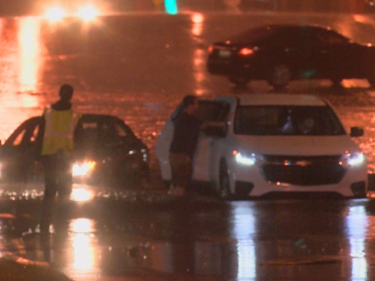 After taxi cab driver drowns in flood water, city officials say more education is needed