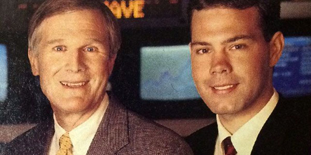 THROWBACK THURSDAY: WAVE 3 News celebrates National Weatherperson's Day