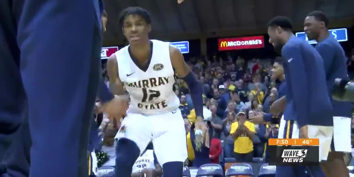 NCAA Tournament: Morant leads Murray State to first round win