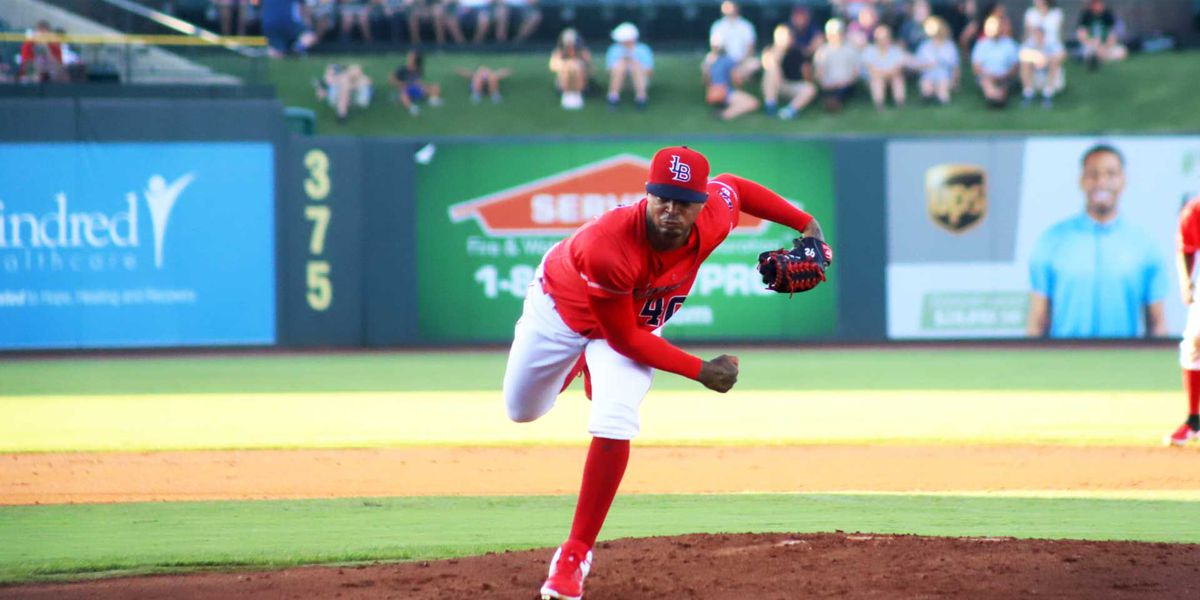 Bats Gutierrez named IL Pitcher of the Week