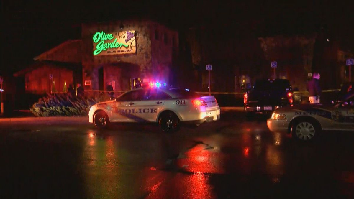Update Man Charged With Murder In Olive Garden Shooting Victim Identified