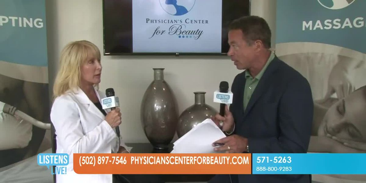 WAVE 3 Listens Live! Physician's Center for Beauty Part 3 July 9, 2019