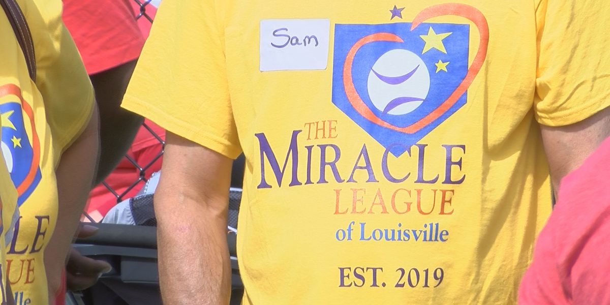 Miracle League of Louisville celebrates opening day of inaugural season