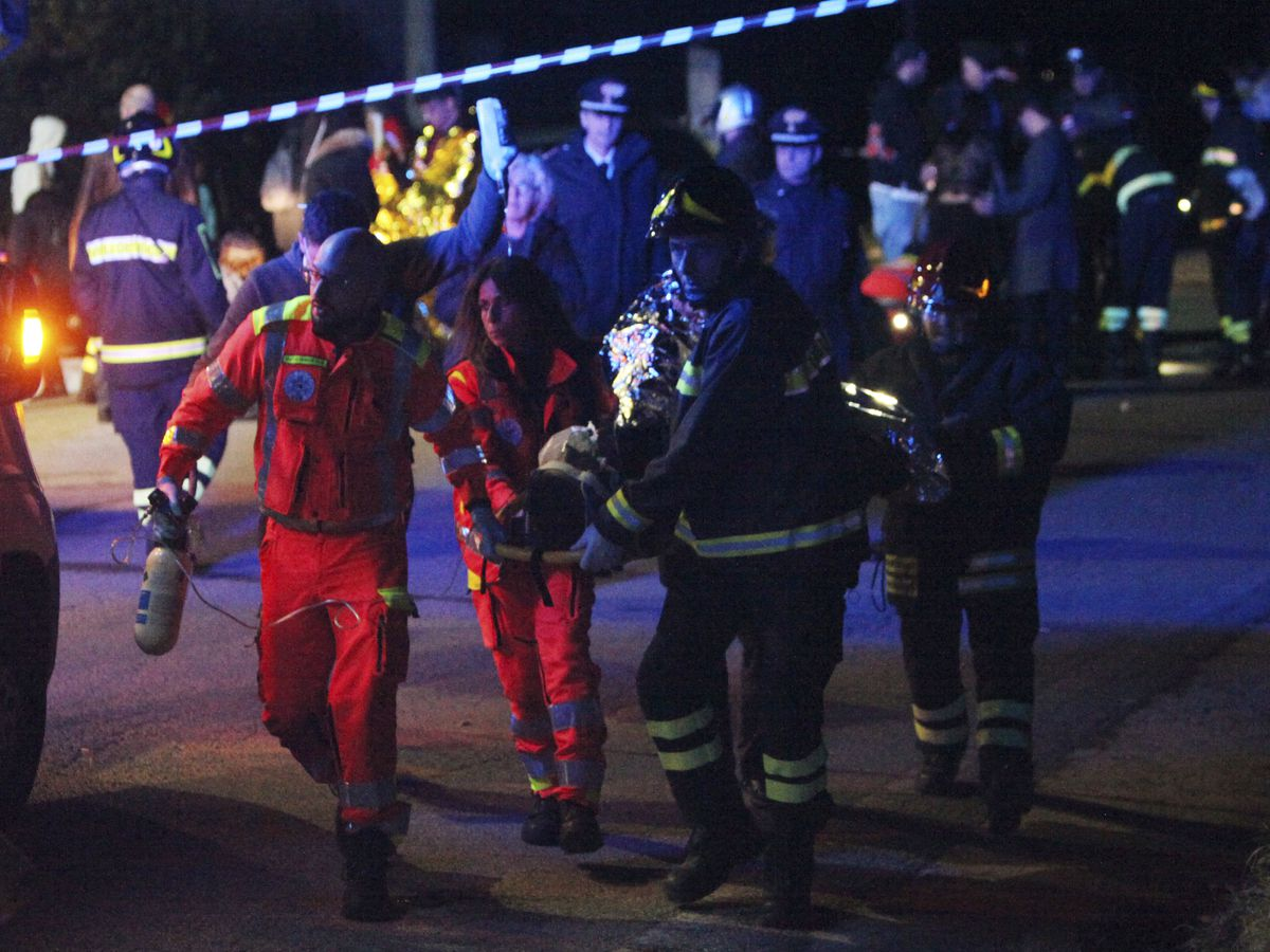 Italy: Teen, club owners investigated in fatal stampede