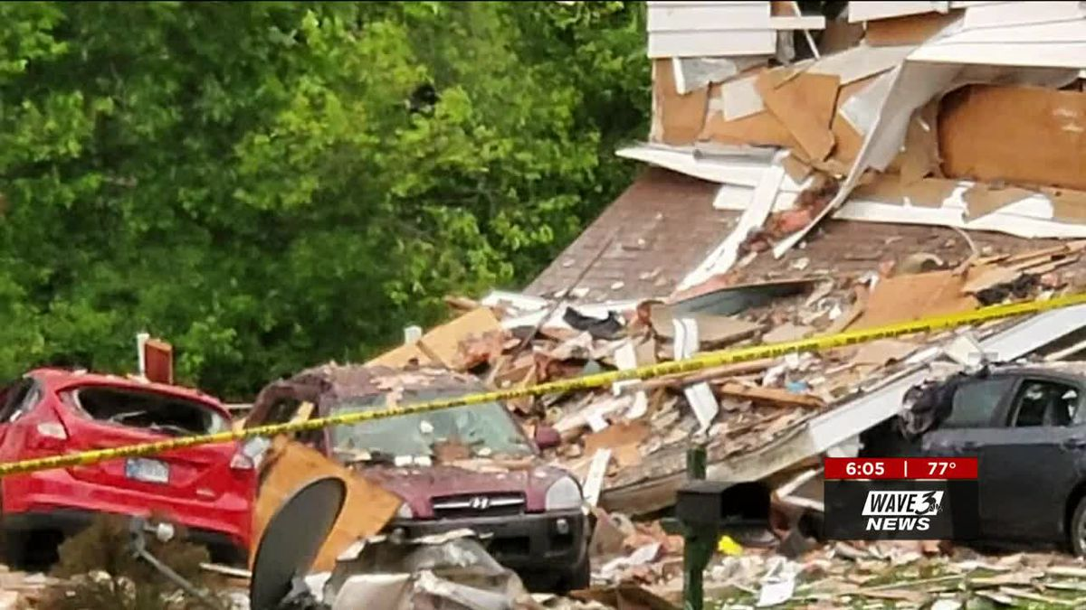 Increase in natural gas caused deadly Jeffersonville explosion