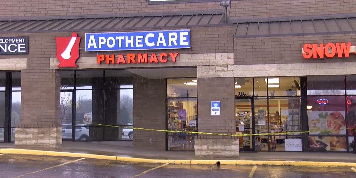 Suspect dies in shooting after robbery attempt at Radcliff pharmacy, police say