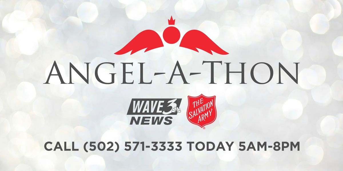 TODAY: Donate now to the annual Angel-A-Thon