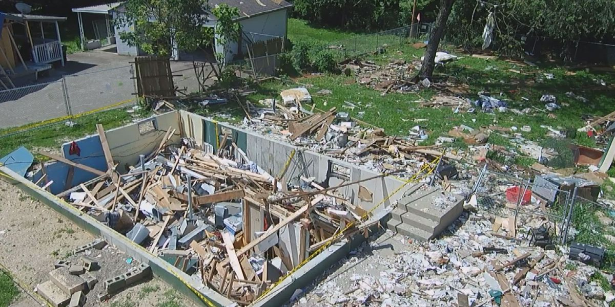 Repairs, cleanup still in progress nearly one month after Jeffersonville home explosion