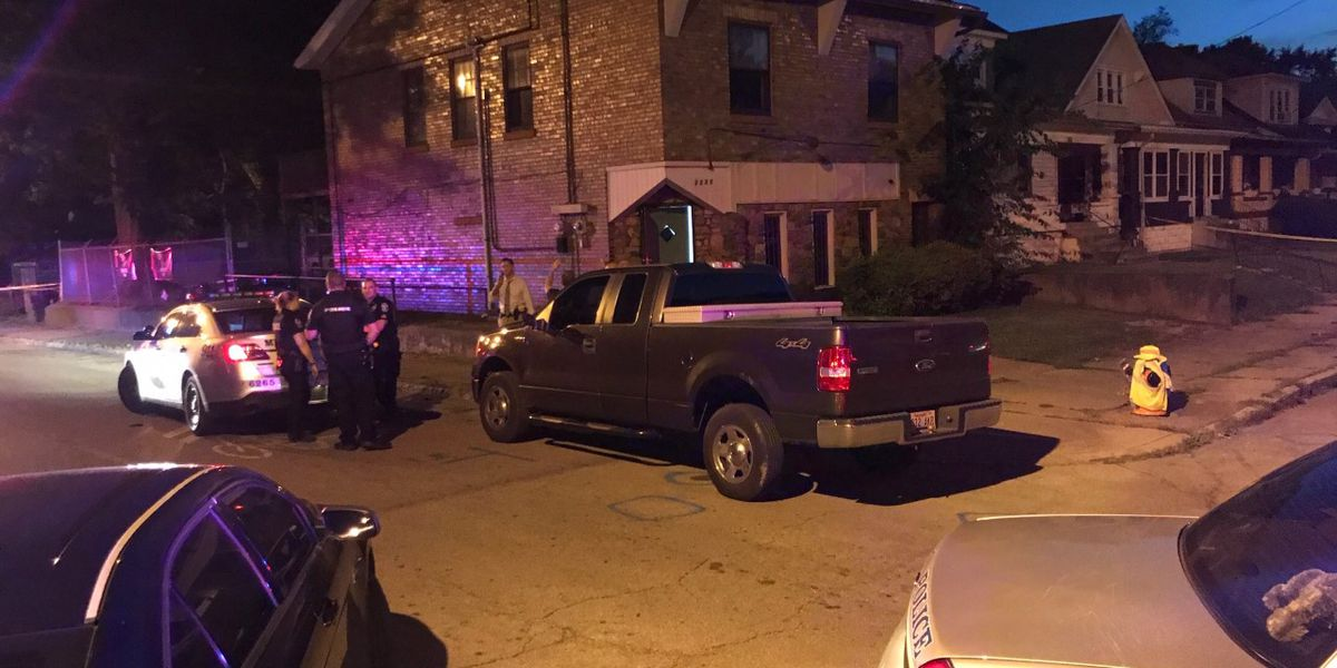 Man found shot dead on Oak Street