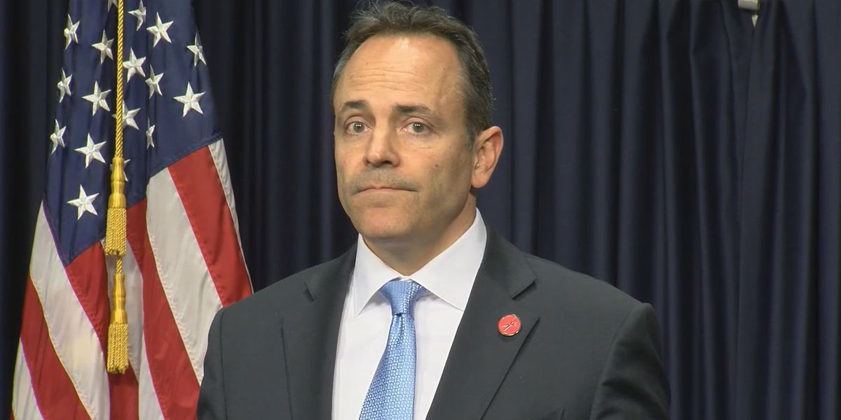 Report: Bevin will file for re-election by Jan. 29 deadline