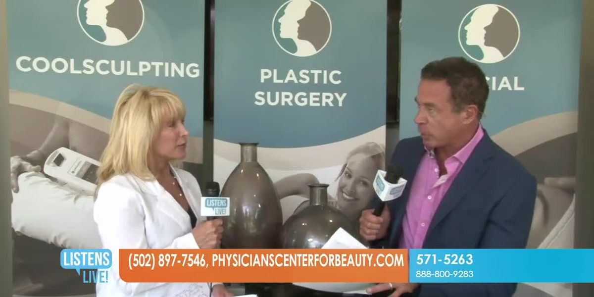 WAVE 3 Listens Live! Physician's Center for Beauty Part 1 May 14, 2019