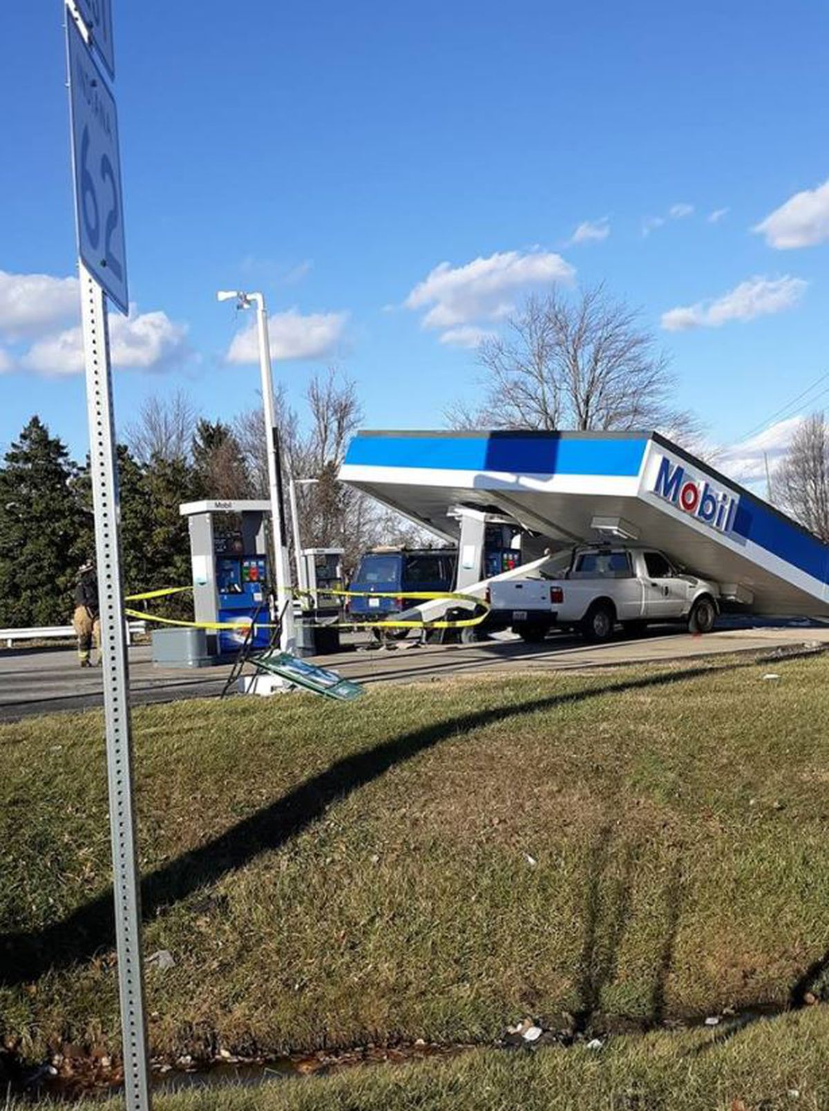 Circle K Gas Prices >> Strong wind causes damage in KY, IN