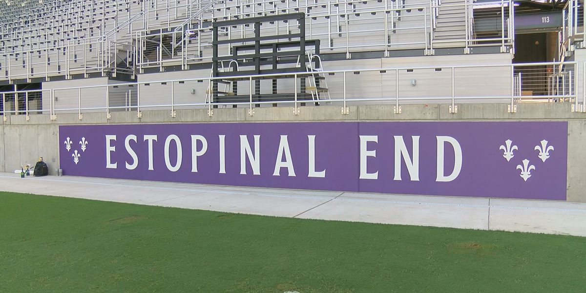 Louisville City FC honors late founder with 'Estopinal End'