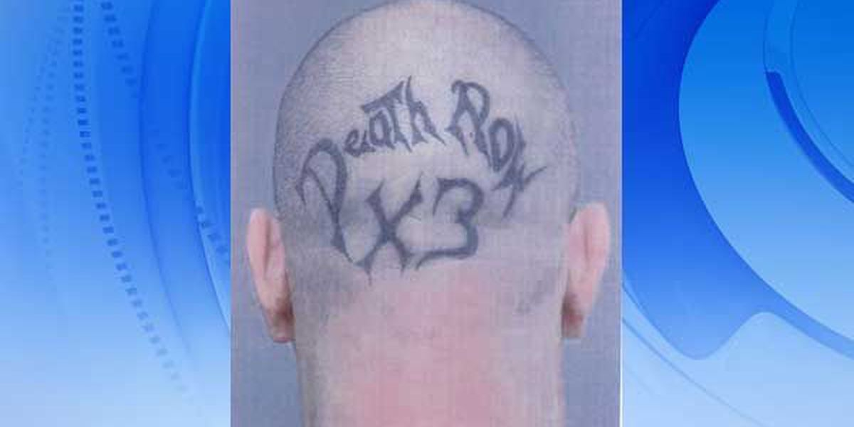 Photo of serial killer's inaccurate 'death row' tattoo made public