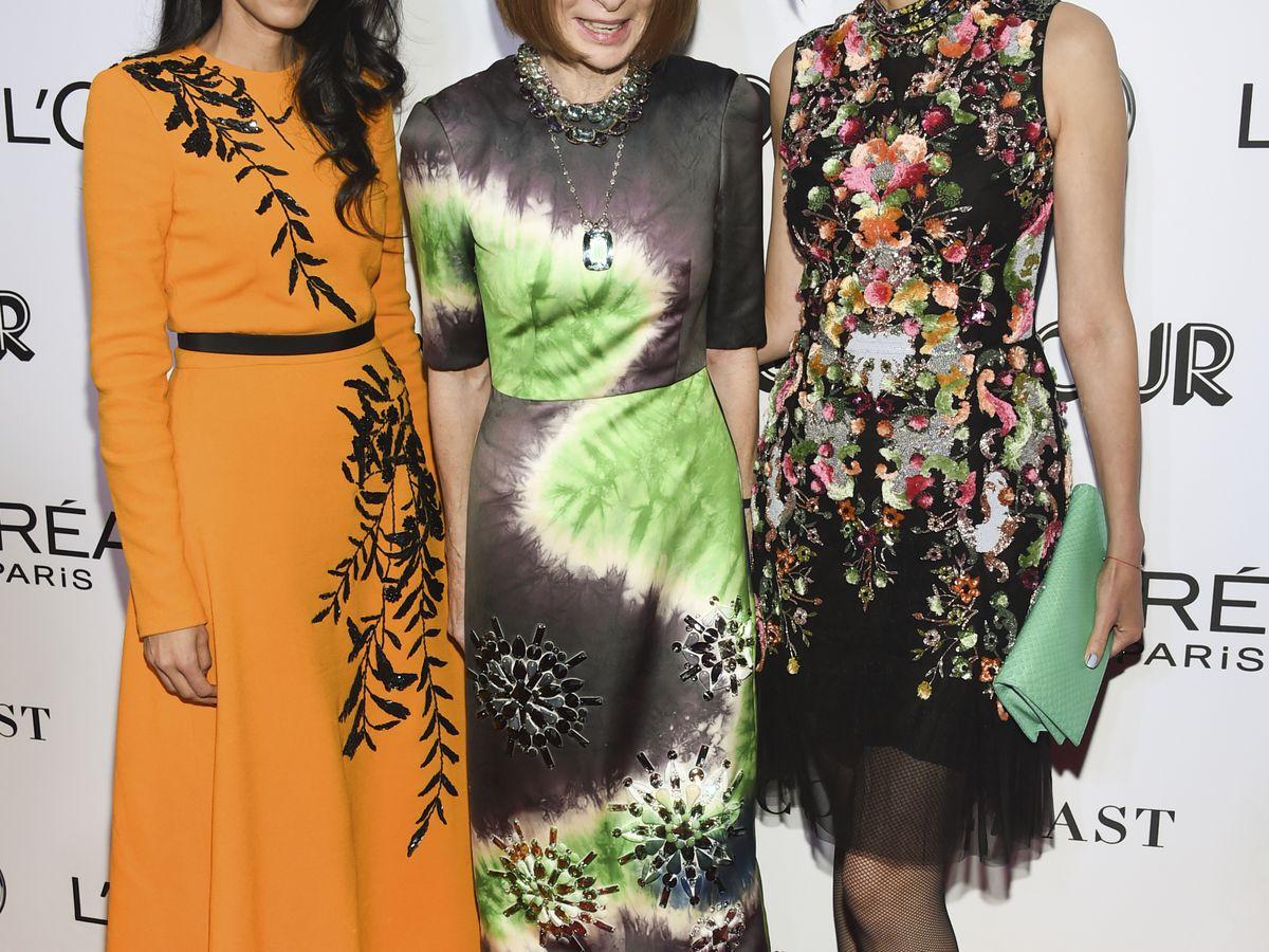 Glamour magazine honors Teigen, Monae, Gonzalez and Raisman