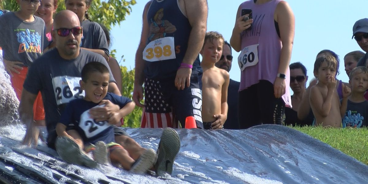 Splash N' Dash Walk/Run spreads awareness of heat-related illnesses