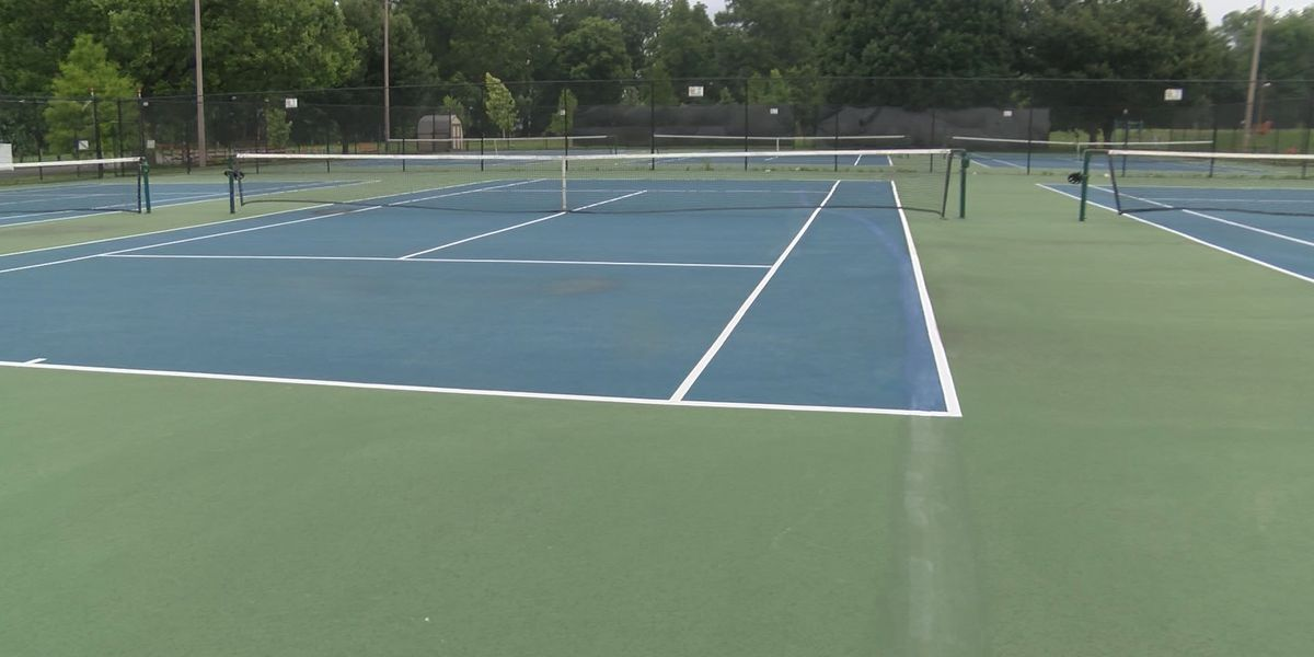 Tennis courts, dog parks reopen in Louisville