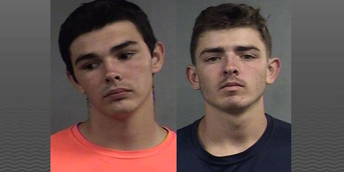 Men accused of stealing thousands of dollars worth of equipment from little league