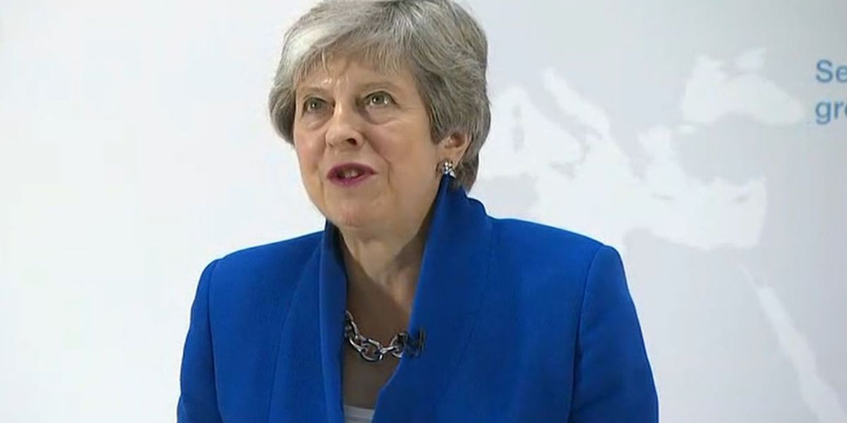Departure day for May? UK leader could name her date