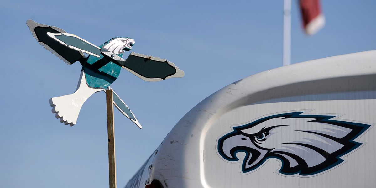 Upset by playoff loss, Eagles fan attacks girlfriend and puts dog in microwave, police say