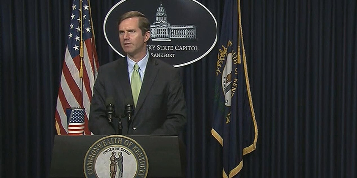 Gov. Beshear reports 948 new COVID-19 cases Friday; 9 deaths