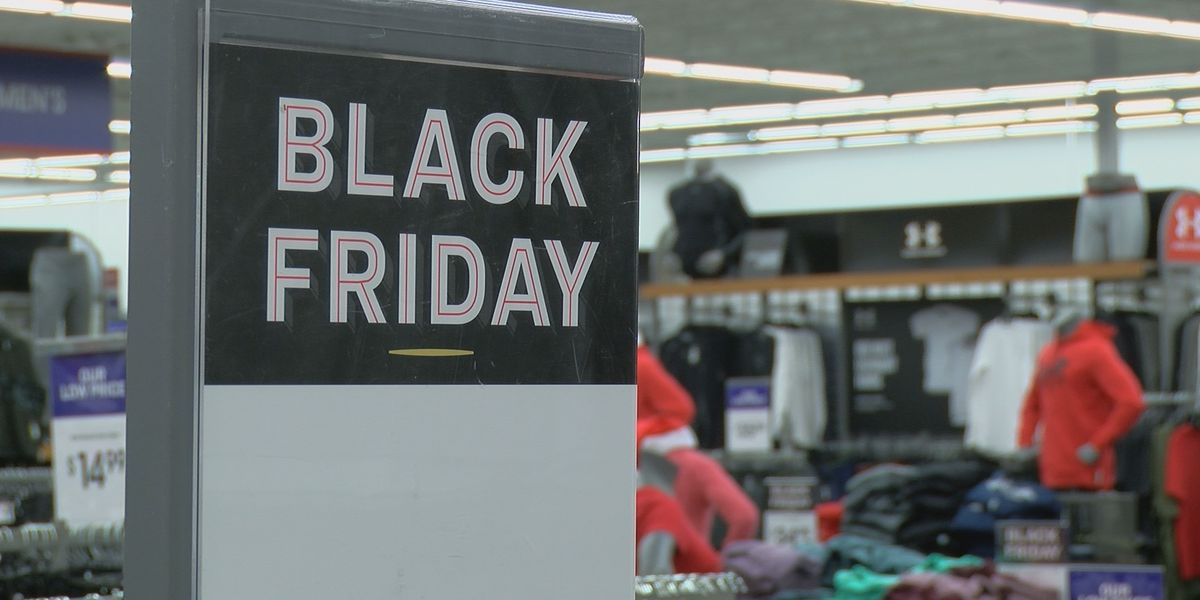 Retailers offering week-long Black Friday deals to limit in-person shopping
