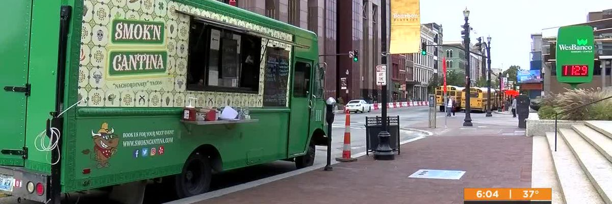 Louisville food truck vendors argue against proposed ordinance