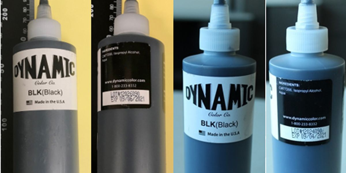 4c7a151c81cee Tattoo ink recalled for bacterial contamination concerns
