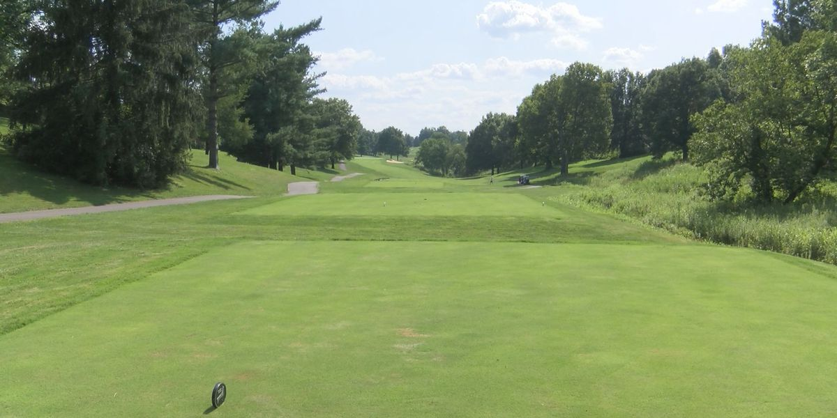 WAVE Country's Toughest 10 - Hunting Creek Country Club, Hole #8