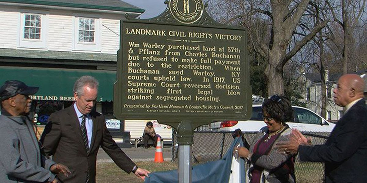 Local leaders commemorate civil rights decision in Portland, 100 years later