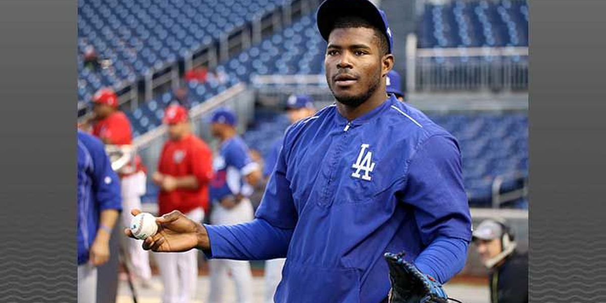 Home of Dodgers' Puig burglarized during World Series