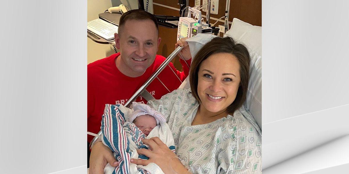 Lt. Gov. Jacqueline Coleman gives birth to daughter Evelynne
