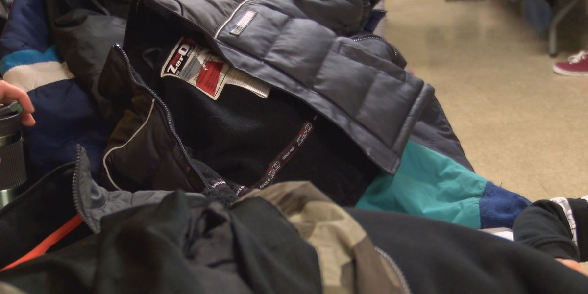 'The need is real': JCPS kids need coats for winter