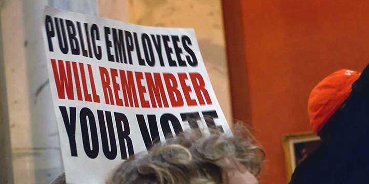 LIST: How your legislators voted on pension reform