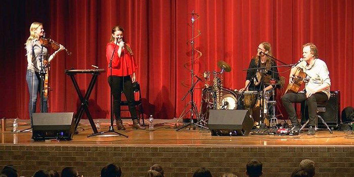 Norway and Corydon meet through music at Arts Midwest World Fest