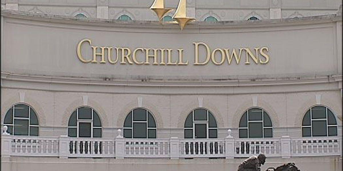 Churchill Downs Inc. announces layoffs due to coronavirus closures