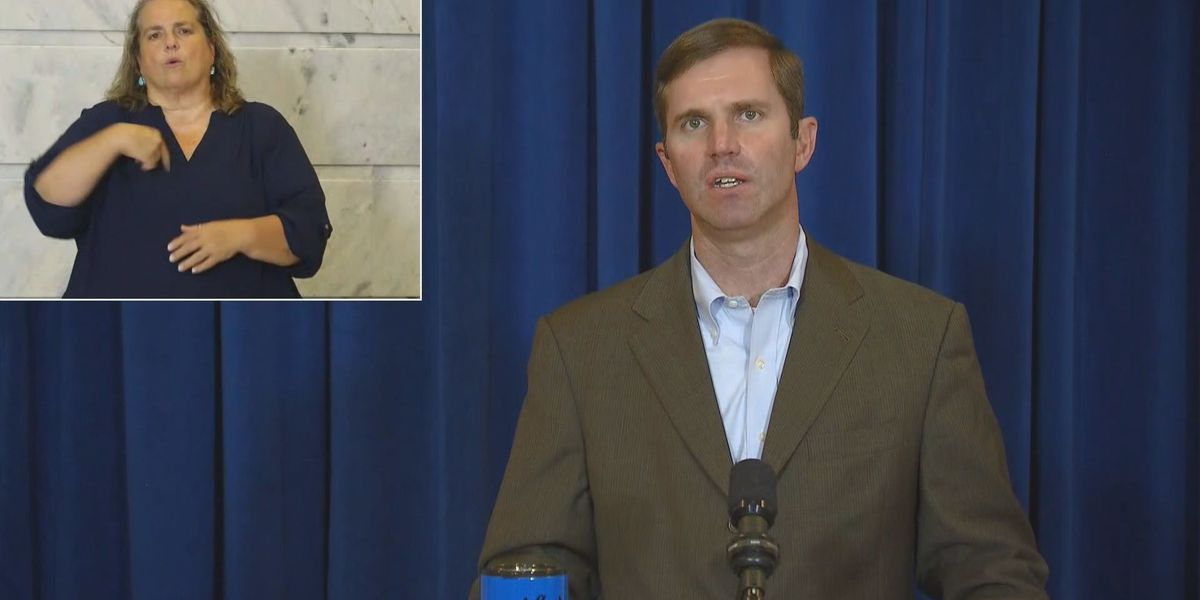 Kentucky Supreme Court: Beshear's COVID-19 restrictions will stay in place for now