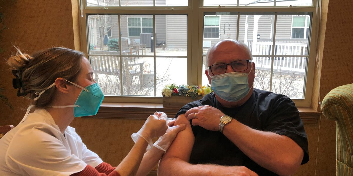 Forest Hills Commons personal care home begins vaccine rollout