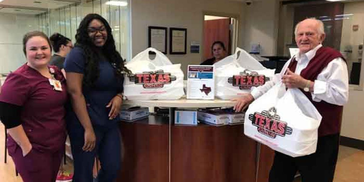 Louisville-based Texas Roadhouse feeds thousands during Harvey flooding